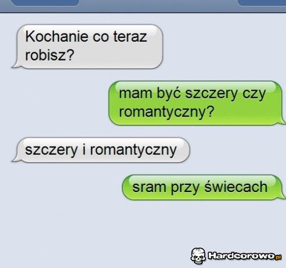 Szczery i romantyczny - 1