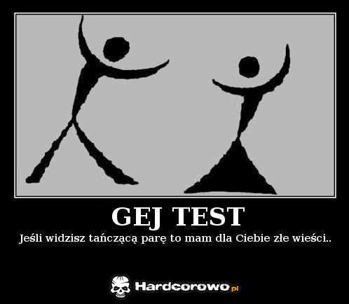 Gej test - 1