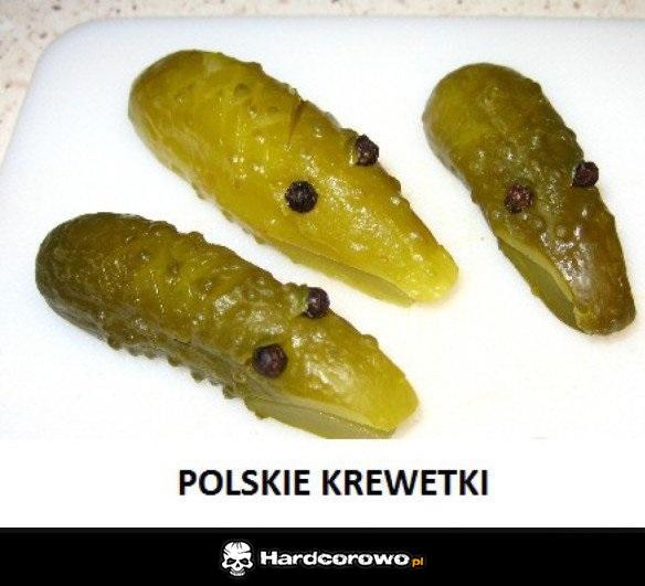Krewetki - 1