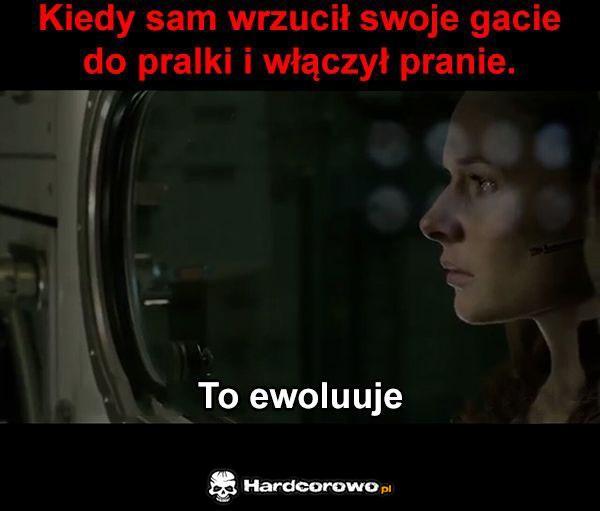 Ewolucja - 1